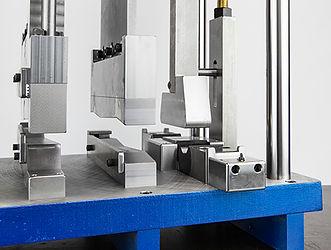 Sheet metal forming tool