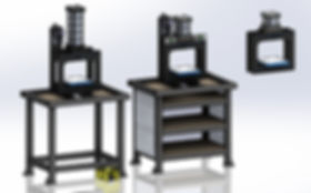 AirHead 5 - Benchtop Pneumatic Box Frame Shop Air Punch Presses
