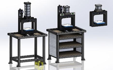 Pneumatic shop air press options Canada