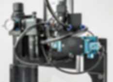 "AirHEAD 5LX 3 Ton Benchtop Pneumatic Shop Air Box Frame Press 3"" Stroke"