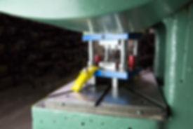 Testing of press die - metal stamping