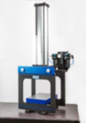 "AirHead 5 - 4 ton bench top shop press 6"" stroke"