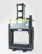 3 ton box frame pneumatic shop air punch press