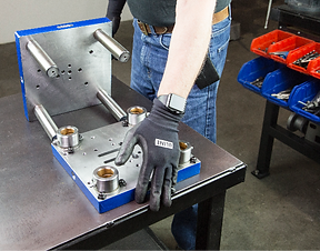 Precision custom metal stamping die manufacturing British Columbia