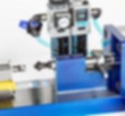 Benchtop PneumaticCoax Cable Compression Crimping Tool / Press