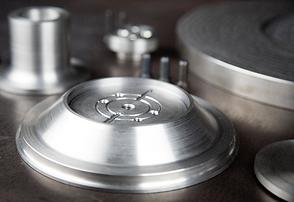 Metal spinning die replacement part