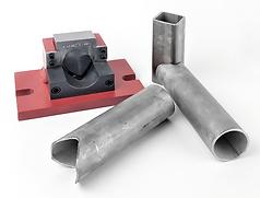 Custom pipe tube notcher Vortool