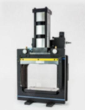 "AirHEAD 5LX 3 Ton Benchtop Pneumatic Shop Air Box Frame Press 3"" Stroke Vortool"