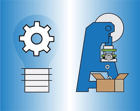 Metal stamping product development