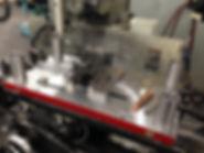 Ball bearing guiided precision progressivie tool and die