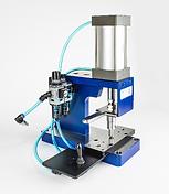 Custom benchtop pneumatic press manufacturing North America