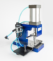 Custom benchtop pneumatic press manufacturing North America