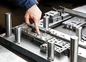 Metal stamping die repair West Coast Canada