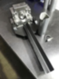 Repair sharpening customized pipe tube nother