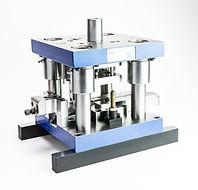 Compound sheet metal stamping die Vortool Manufacturing