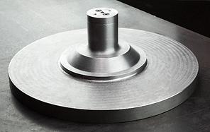 Custom metal spinning die - roofing ventillation