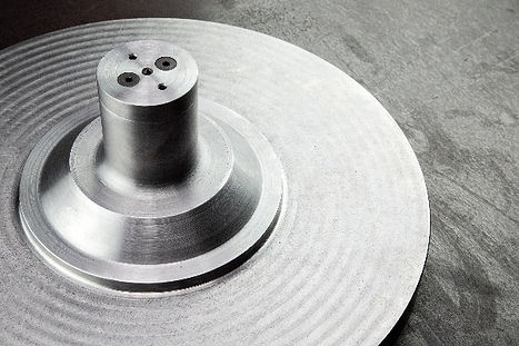 Custom metal spinning die design and manufacturing