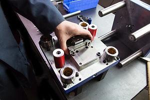 Custom metal stamping die manufacturing Coquitlam