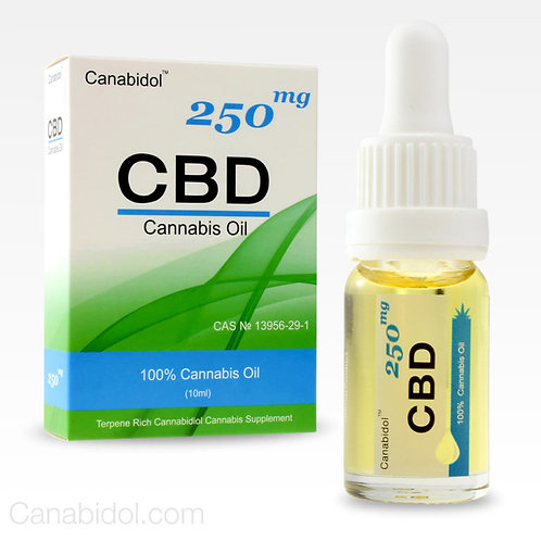 CDB Oil Drops 250mg