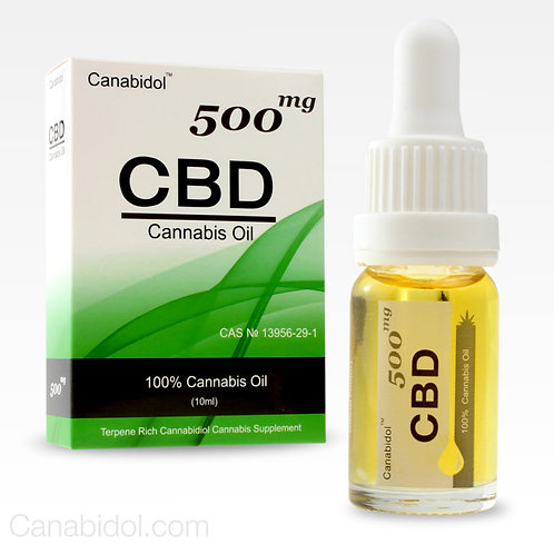 CDB Oil Drops 500mg