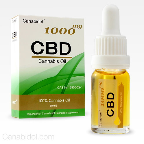 CDB Oil Drops 1000mg