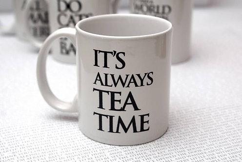 It's Always Tea Time Wonderland Mug