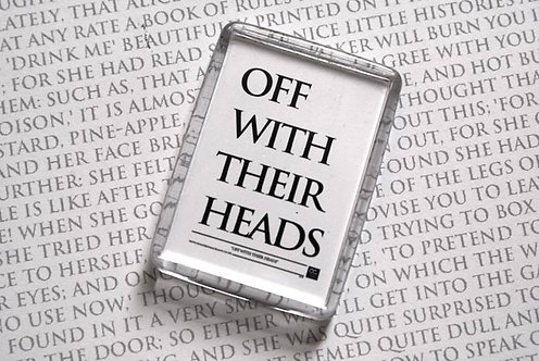 Off With Their Heads - Magnet