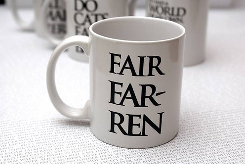 Fairfarren Wonderland Mug