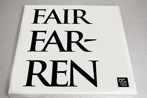 Fairfarren... Canvas