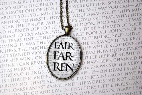 Pendant - Fairfarren
