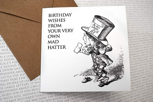 Picture Greeting Card - Birthday wishes...