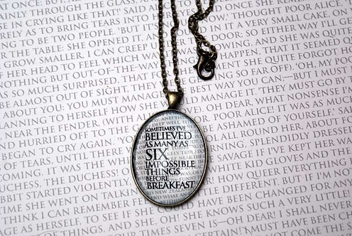 Pendant - Sometimes I've Believe...