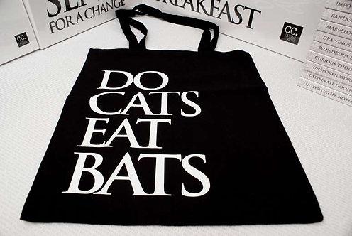 Wonderland Bags -  Do Cats Eat Bats