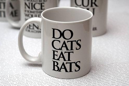 Do Cats Eat Bats Wonderland Mug