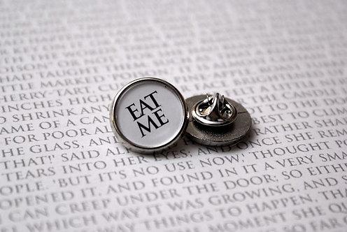 Eat Me - Pin Badge