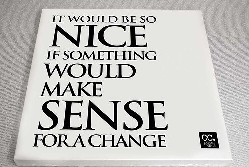 It would be so Nice if something... Canvas