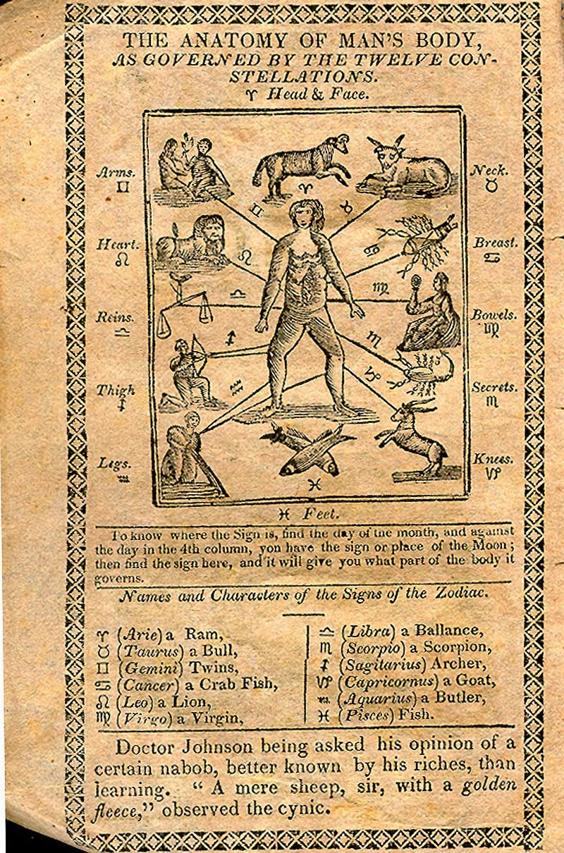 astrologia médica