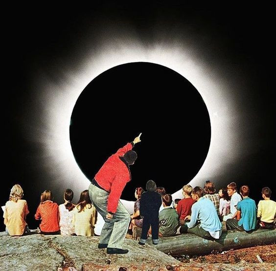 Eclipse total 2018