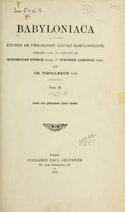 Babyloniaca