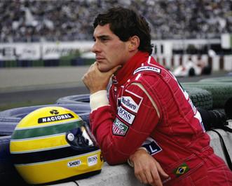 Olhar Astrológico: Ayrton Senna