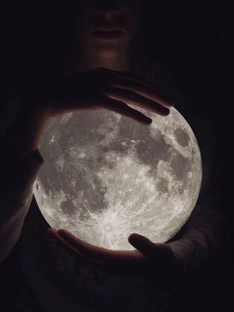 Aspectos: a Lua como ponto receptor