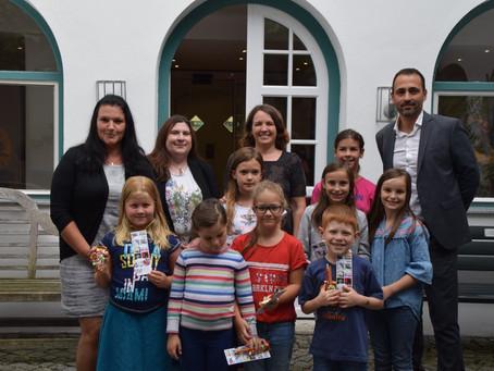 Workshop & Vernissage in Altmünster