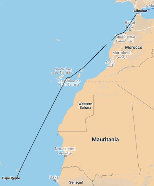 Voyage 3 - Gibraltar to Cape Verde.png