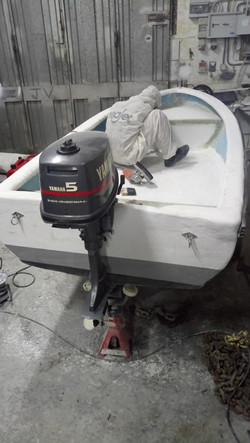 Tender Outboard