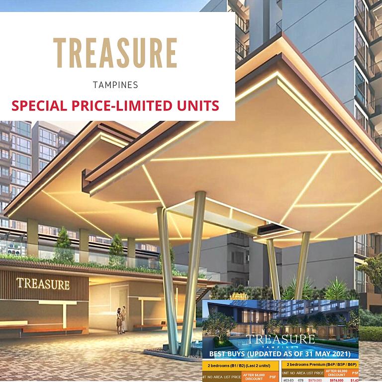 Treasure @ Tampines