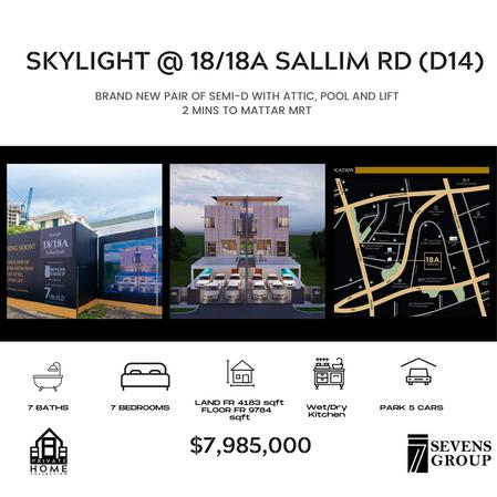 Skylight  Sallim Road
