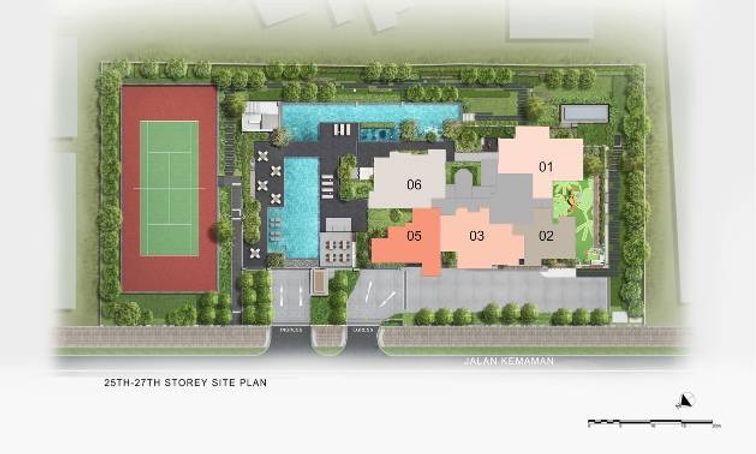 Verticus - Site Plan Level 25-27.jpg