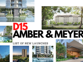 D15 New Launch Showdown : Amber and Myer Estates