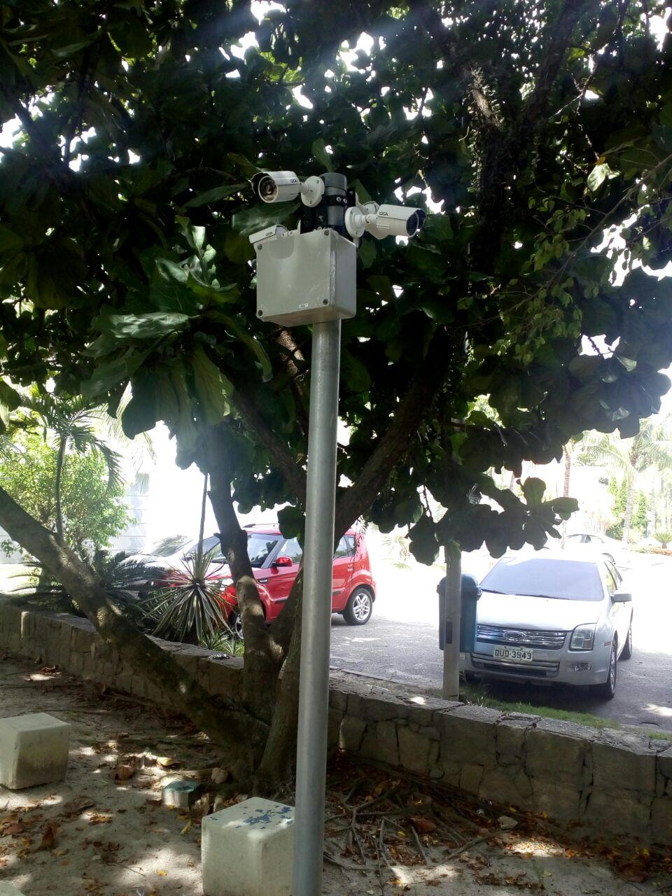Câmera Poste