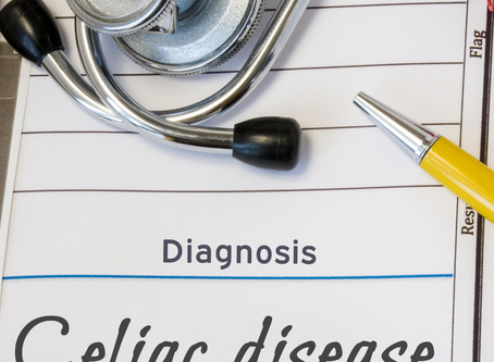 Suspect you have celiac disease? The 3 necessary steps for definitive diagnosis.